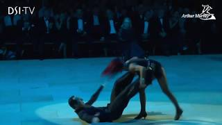 Shane and Shannon Exhibition Dance - 2017 British Open
