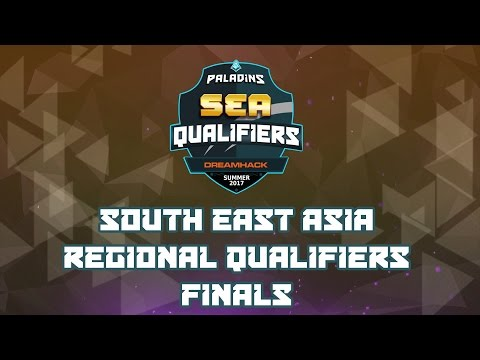 [SEA] Paladins South East Asia Dreamhack Qualifiers 2017: Finals