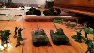 Plastic army men the house war episode 9