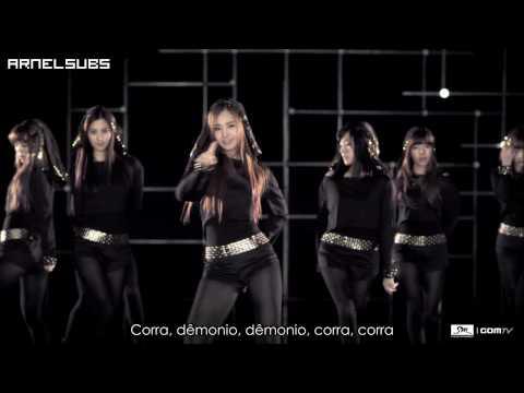 [MV] SNSD -  Run Devil Run (Legendado PT-BR
