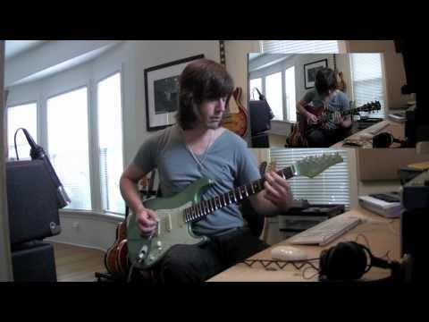 Carl Martin Quattro demo, by Pete Thorn