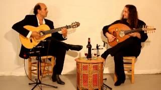 guitar and oud, buleras   youtube