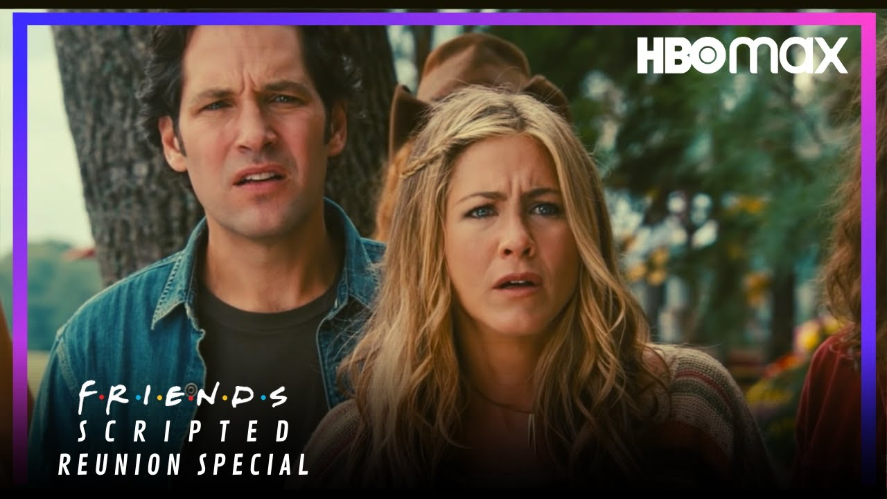 FRIENDS Reunion Special (2021) Trailer | HBO MAX