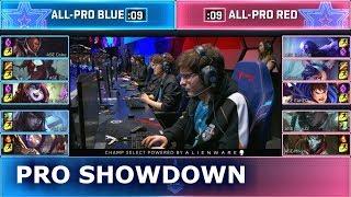 Pro Showdown - Show Match (ft. Faker, Jankos, CoreJJ, Doinb, Uzi) | Day 3 2019 LoL All Star Event
