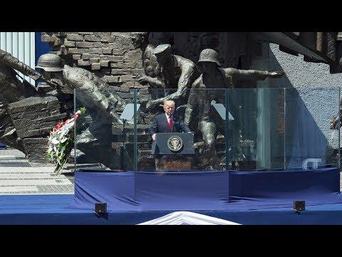 Donald Trump - Warsaw Address