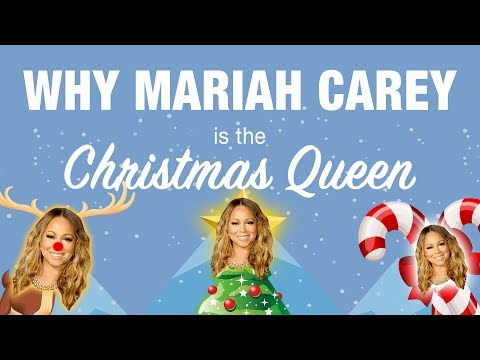 Why MARIAH CAREY Is the Christmas Queen - mitu