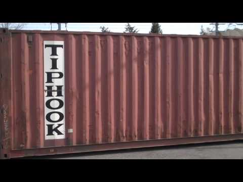 40' Shipping / Storage Container For Sale In Westerly Rhode Island