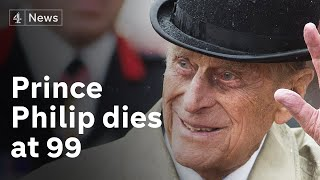 Queen speaks of her 'deep sorrow' at Prince Philip's passing