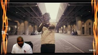 Mozzy - I'll Never Tell Em Shit (Official Video) - REACTION