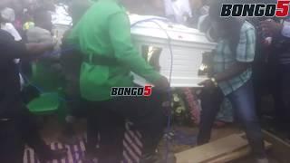 Tazama A to Z ya mazishi ya mwili wa Masogange kijijini kwake Utengule