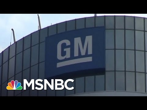 Trump Promised Manufacturing Jobs Would Stay But They're Not | AM Joy | MSNBC