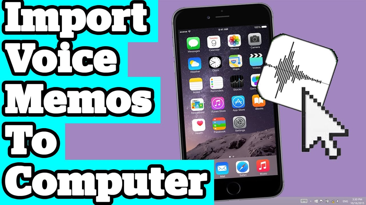 how to transfer voice memos from iphone to mac how to import and transfer voice memos from iphone 3355