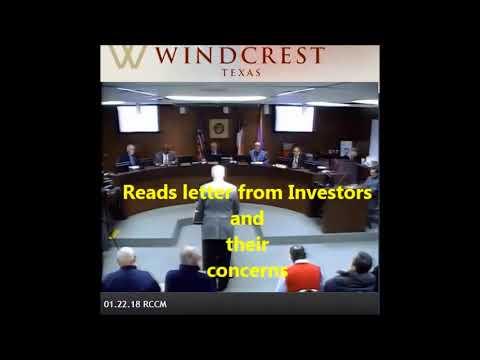 Senior Living Campus Investor letter