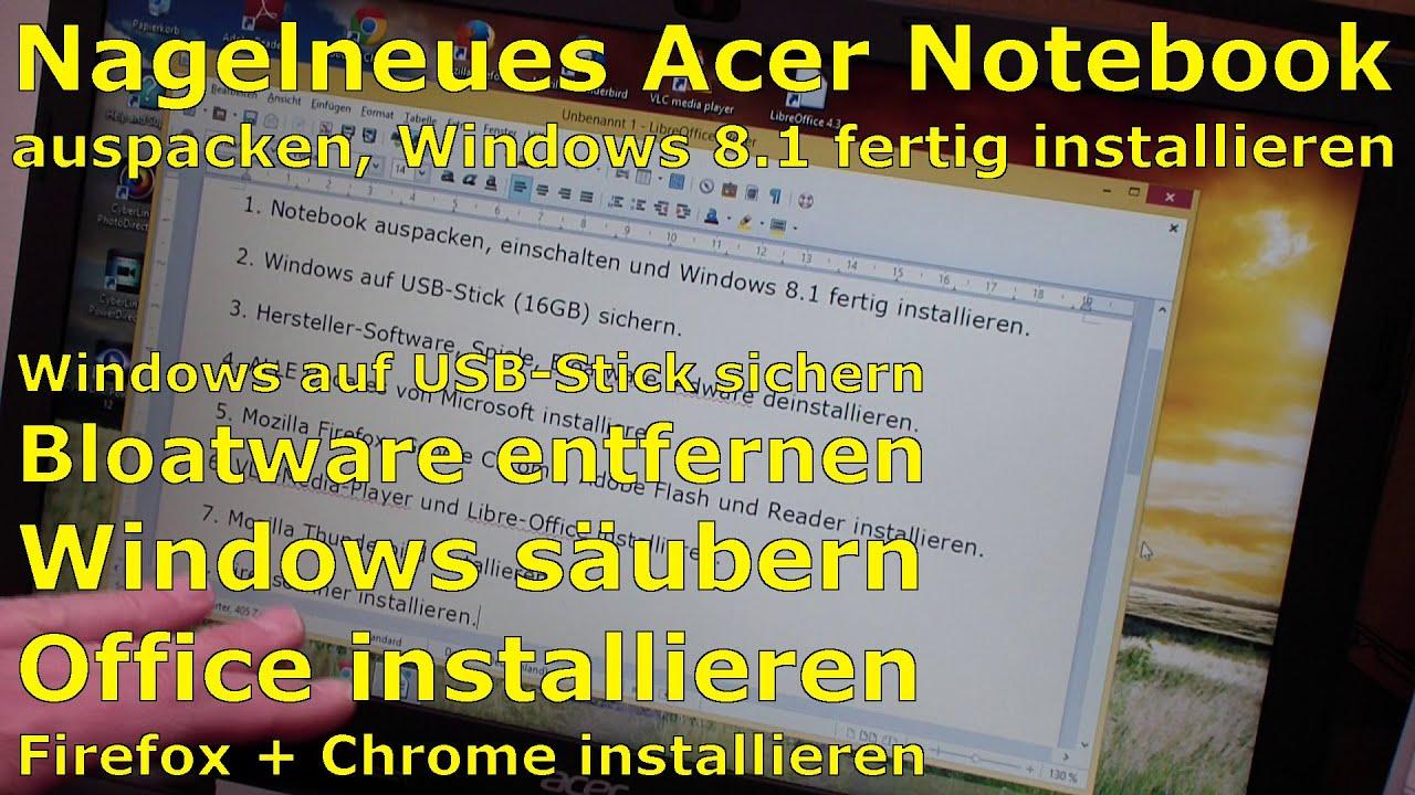 Windows 8 1 Schneller Machen neues notebook gekauft windows 8 1 schneller machen und fertig