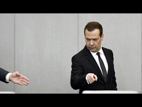 Чайковский попросил Дмитрия Медведева уйти в отставку