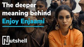 Enjoy Enjaami decoded | Dhee | Arivu | Nutshell Thumb