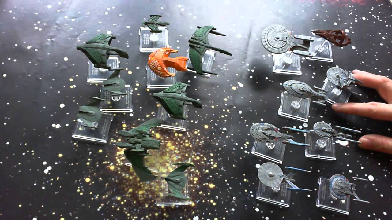 how to play star trek attack wing
