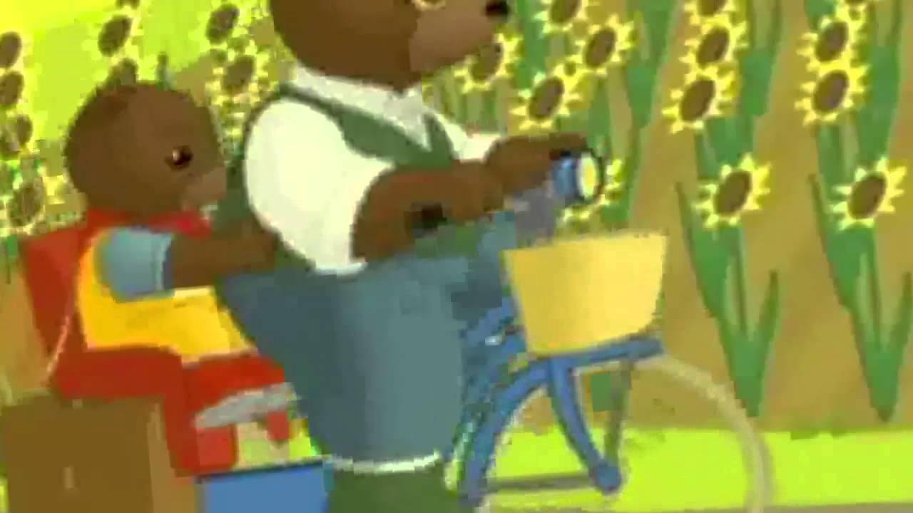Dessin anim complet petit ours brun les aventures de petit ours brun youtube - Petit ours dessin anime ...