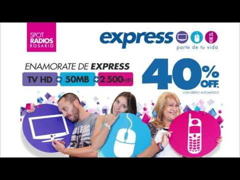 EXPRESS ENAMORATE ROSARIO RADIO 22