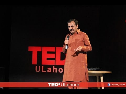 Uplifting the remote desert community of Tharparkar with local ideas: Ali Akbar at TEDxULahore