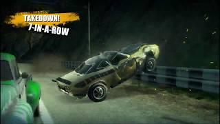 Burnout Paradise PC Takedown Gameplay!