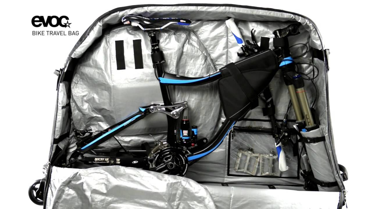 Bike Travel Bags Dakine