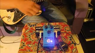 BAYANG Demo - CRESC Pedals efek gitar handmade pekanbaru