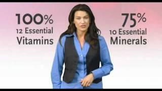 видео Суточная норма витаминов и минералов