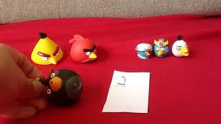 Новинка! Angry birds детектив. Трейлер. 1 серия. Кристопудтолос и озверевший трактор.