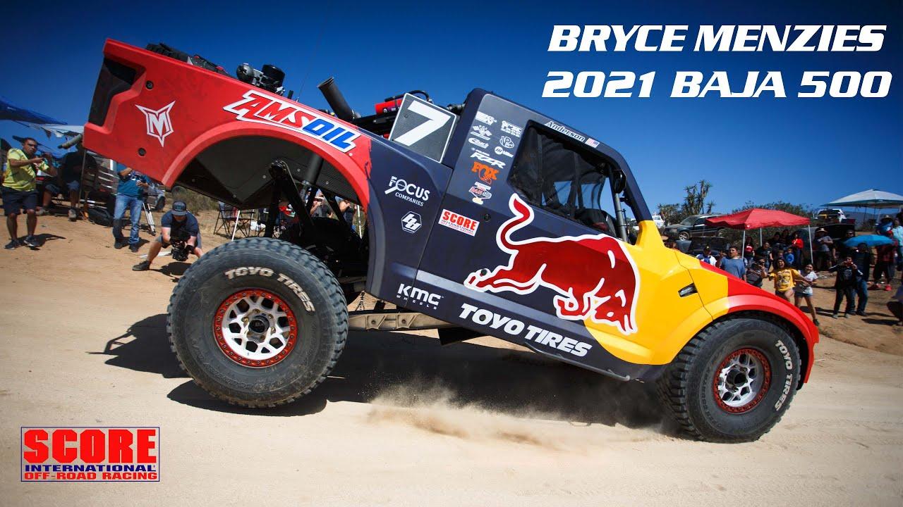 Download Bryce Menzies: 2021 Baja 500 || 4K