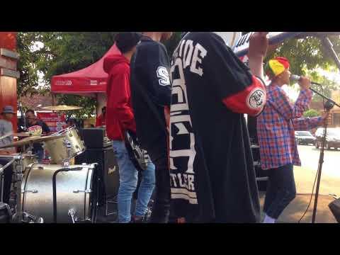 Nasoo RockSteady.damai di surga (Cover)Live Gedung telkom