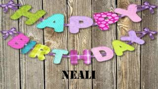 Neali   Birthday Wishes