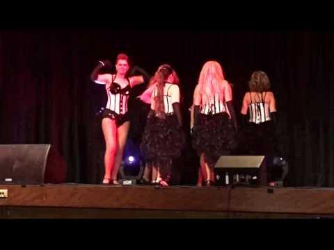 Highlands health club The Burlesque Class