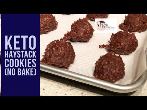 keto-haystacks-no-bake-cookies-#lowcarb-#keto-#ketorecipes-#lowcarbrecipes-#nobakerecipe-#weightloss