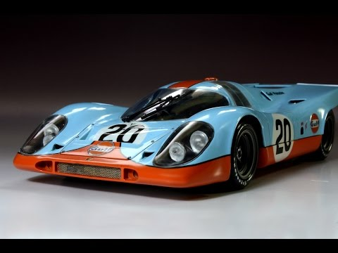 Porsche 917 Fuijimi 1/24 reloaded