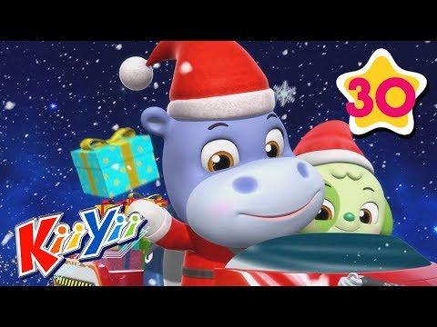 jingle-bells-|-abcs-and-123s-|-by-kiiyii-|-nursery-rhymes-&-kids-songs