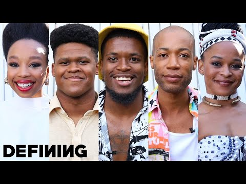 Candice, Dillon & More Celebrate South African Icons | Sowetan 40 x Netflix | #DEFINING
