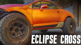 True Mitsubishi Eclipse CROSS (new project review)
