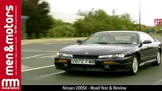 Nissan 200sx - Road Test & Review