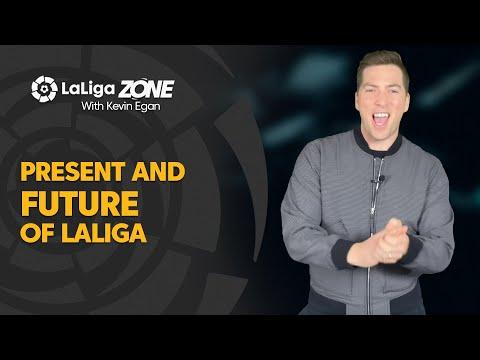 LaLiga Zone with Kevin Egan: Present and Future of LaLiga Santander