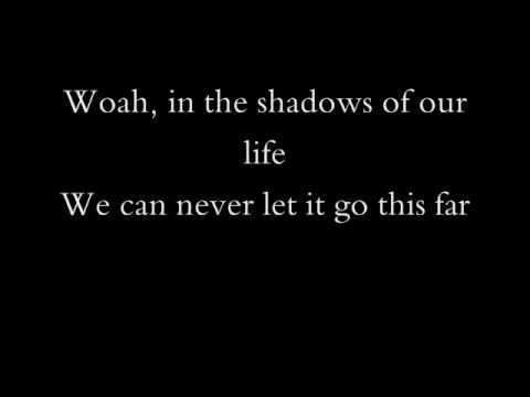 Story Of The Year In The Shadows (Lyrics)