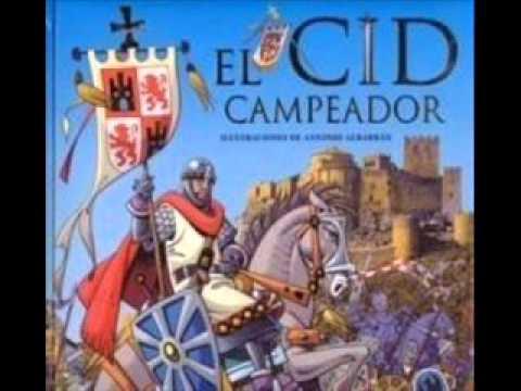 Poema Del Mio Cid / Audio Libro / Parte 1