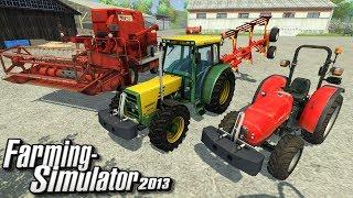 Farming Simulator 2013 - Powrót po latach | (#1)
