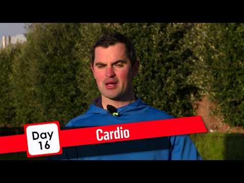 Day 16: 5K Training Walking Plan