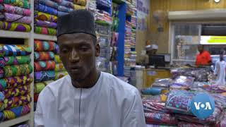 Nigeria's Traditional Textiles Threatened by Chinese