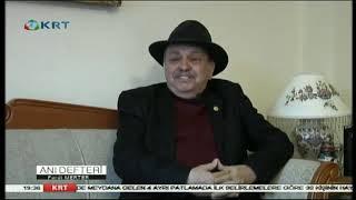 Anı Defteri - 08.01.2018 - Ferdi Merter - KRT TV