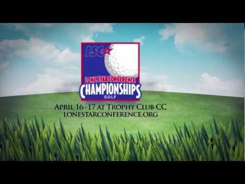 2012 Firestone Lone Star Conference Golf Championship Promo