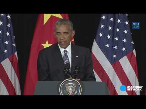 Obama  Gaps of trust remain over Syria
