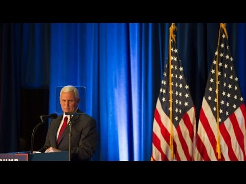 Full interview: GOP Vice Presidential nominee Mike Pence