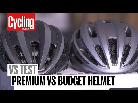 Premium VS Budget Giro Helmet | Cycling Weekly